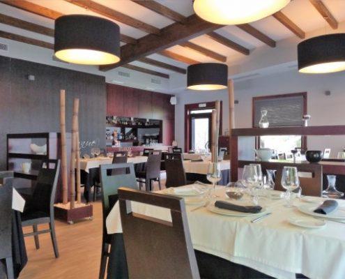 restaurante de lujo cerca casas rurales ribeira sacra