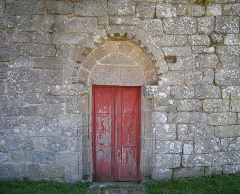 iglesias que ver de turismo rural en galicia