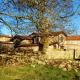 conjunto de casas rurales en la ribeira sacra