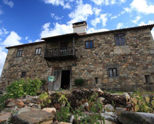 que ver estando de casa rural en galicia
