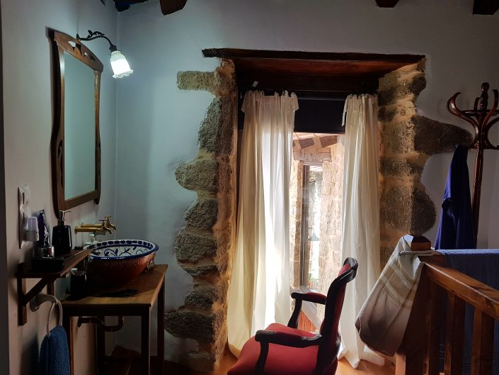 lavabo casa rural galicia