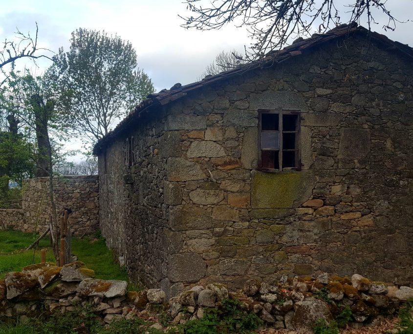 casa rural en aldea gallega