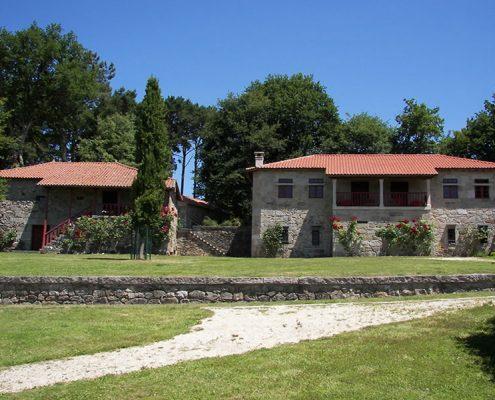 casas señoriales cerca de casas rurales en galicia