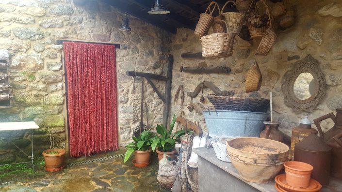 alojamiento rural corveixe