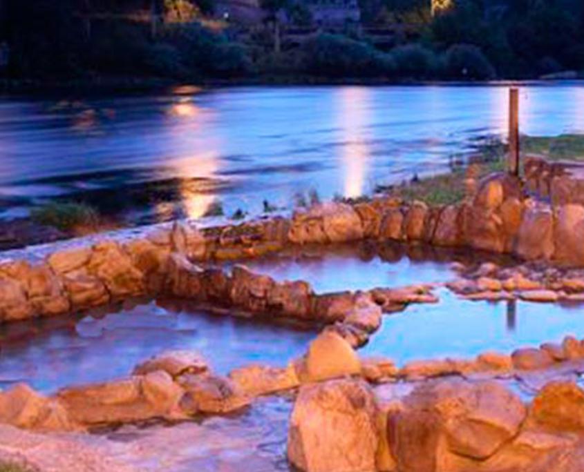piscinas naturales del rio de corveixe